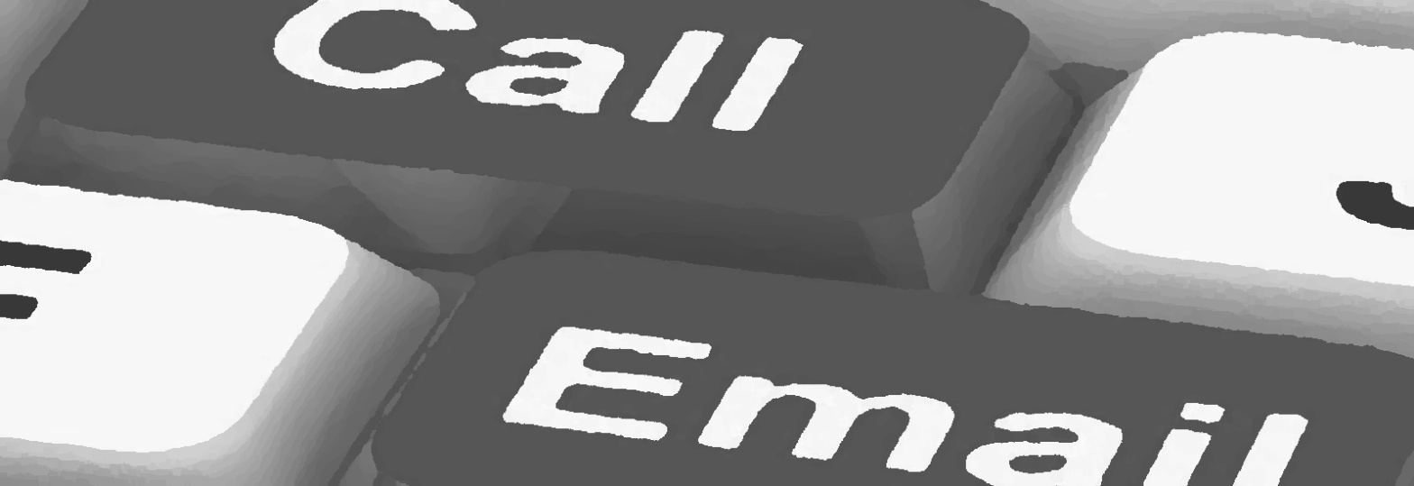 Email And Call Keys