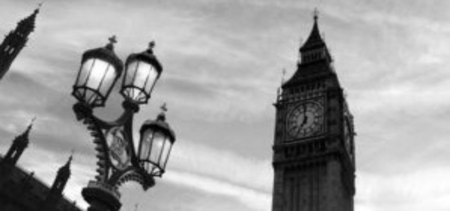 Parliament Big Ben from Westminster Bridge